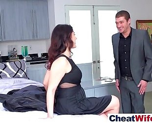 Superb girl (valentina nappi) in hard style sex cheating story clip-28