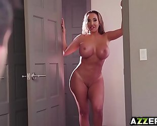 Busty milf richelle hawt threesome with cassidy banks