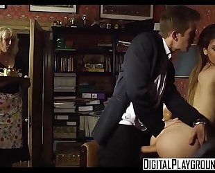 Digitalplayground - sherlock a xxx parody video 4