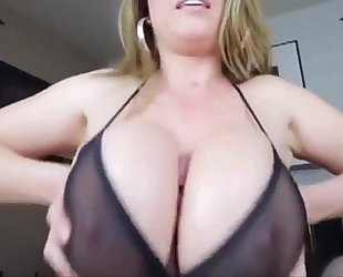 Gianna michaels titfuck pov by pool: oral-sex & tittyfuck