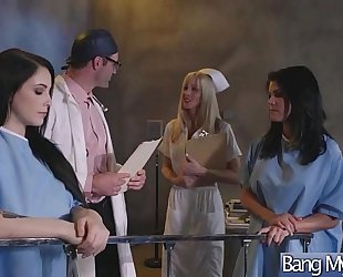 Sex adventures betwixt doctor and excited patient (noelle easton & peta jensen) vid-20