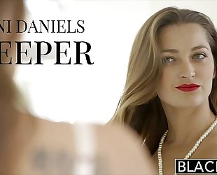 Blacked dani daniels vs 2 biggest bbc!