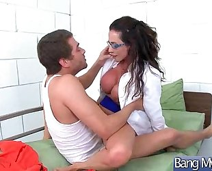 Sex adventures on web camera betwixt doctor and pleasing patient (ariella ferrera) mov-03