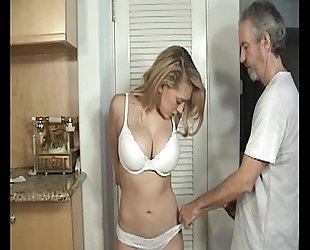 Door to door horny white wife tied and gagged part 1