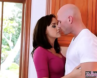 Twistys - (johnny sins) chanel preston max starring at my gazoo guard