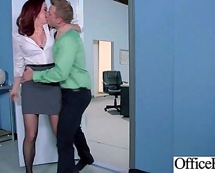 (chanel preston) hawt large melons office slutty wife love hard sex clip-11