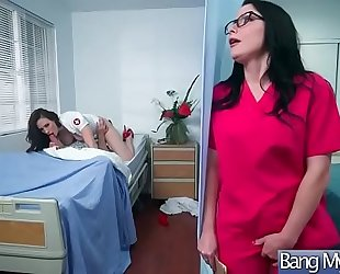 Patient (chanel preston & veruca james) and doctor in hardcore sex scene video-11