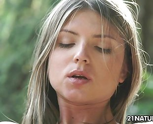 Sex-obsessed doris ivy's carnal anal romance