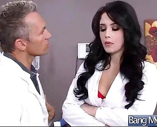 (noelle easton) hawt patient come to doctor and acquire nailed hard vid-23