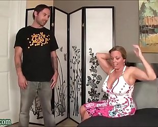 Boy fucking not his mama giant pointer sisters milf