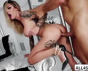 Karma rx can't live without engulfing ramon biggest pecker - all4slut.com