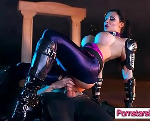 Long monster schlong inside pornstar hotwife (aletta ocean) video-03