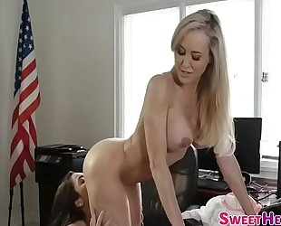 Professor love - karlee grey, brandi love