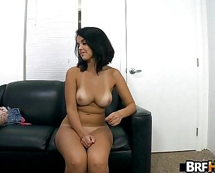 Amateur dillion harper trying to make it large in porn industry 1.3