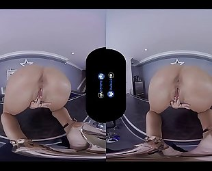 Badoink vr adriana chechik needs that obese dick vr porn