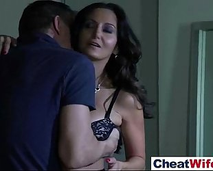 Hardcore sex with (ava addams) cheating sluty hawt wicked white women clip-05